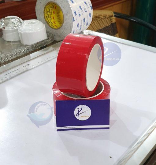 băng dính đóng gói đỏ (1)