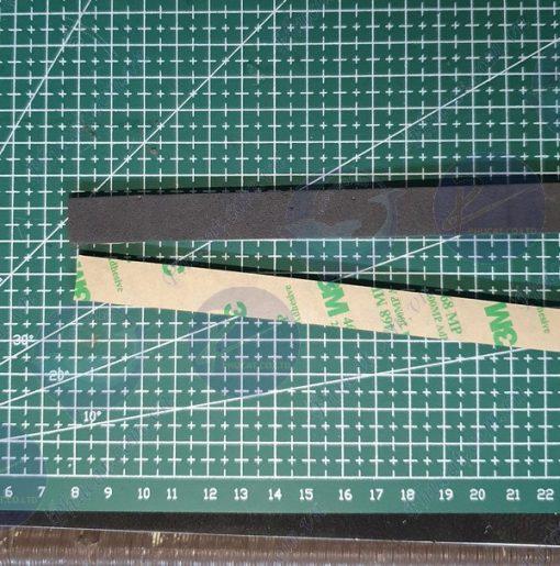 băng dính xốp đen dày 5 mm