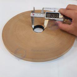 Băng dính giấy da bò vuốt nước 12mm x 500 mét