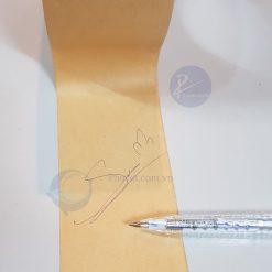 Băng dính giấy nâu in Qrcode