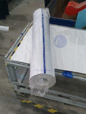 Băng dính 2 mặt nguyên ống 1 met 100 met