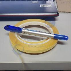 băng dính 2 mặt trong suốt 8 mm (2)