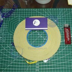 băng dính 2 mặt vàng 5mm 100 mét (1)