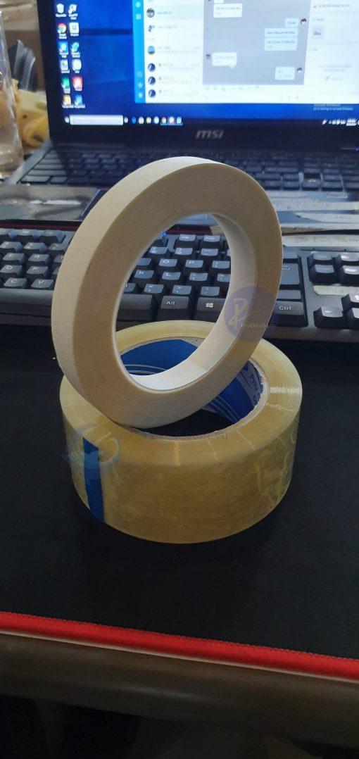băng dính giấy 1 F 50 met