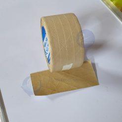 băng dính giấy vuốt nước có chỉ