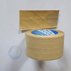 băng dính giấy vuốt nước sợi cường lực