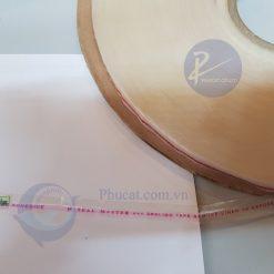 Băng dính 2 mặt dán miệng túi có chữ Seal Master