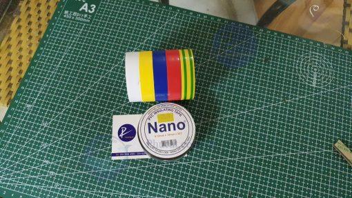 Băng dính điện Nano các màu