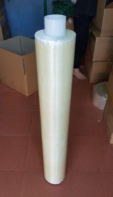 Băng dính sợi thủy tinh nguyên ống