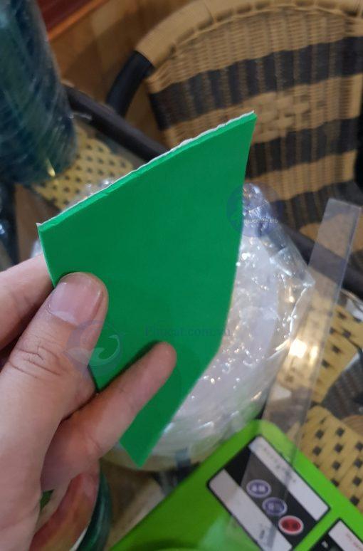 Băng dính xốp xanh dính 1 mặt (2)