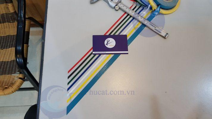 băng dính vải các màu của Phú Cát (2)