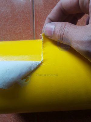 băng dính vải vàng dễ xé (2)